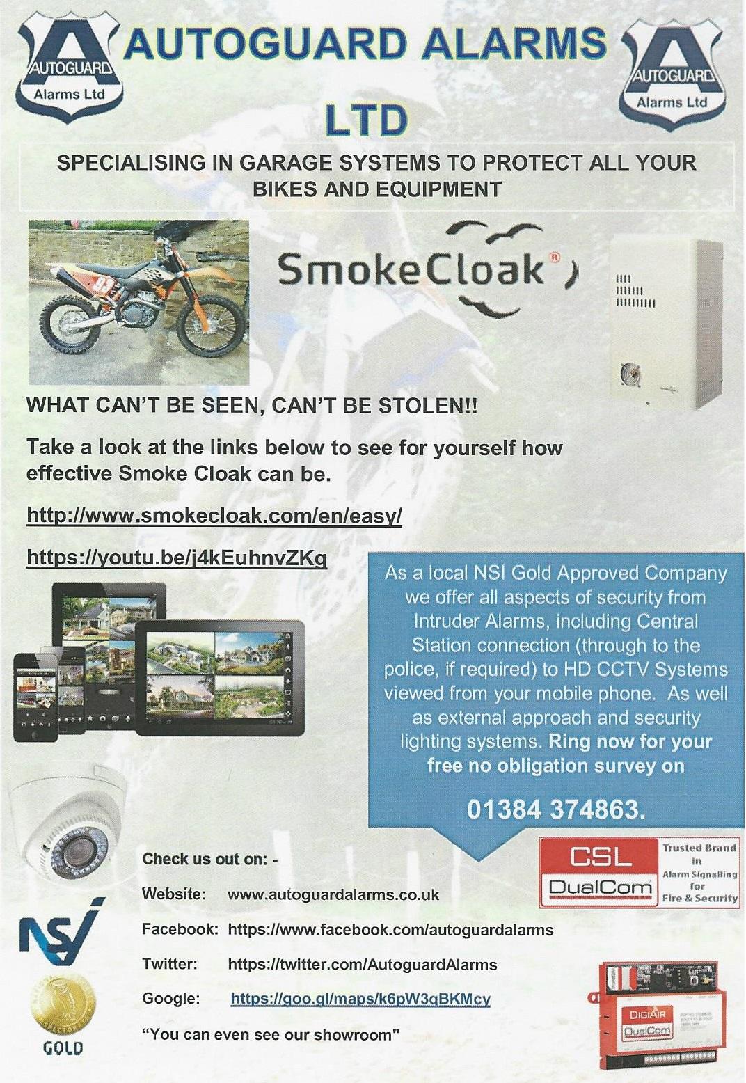 Autoguard Advert