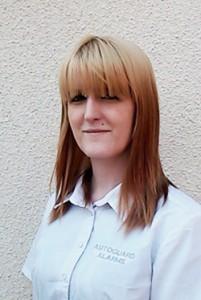 Jade Robinson - Administrator