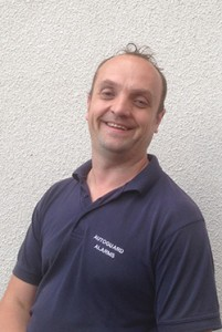 Mark Andrews – Service Engineer