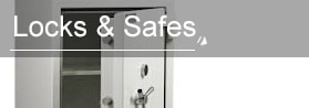 locks & safes for home security