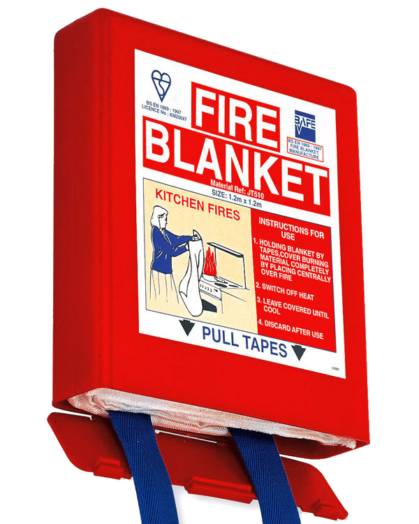Fire Blanket Protection System